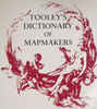 Tooley's Dictionary Of Mapmakers Revised Edition A-D