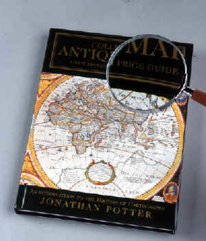 "Jonathan Potter's ""Collecting Antique Maps"""