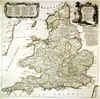 Kitchin's Most Accurate Map Of The Roads Of England And Wales