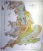 Geological Map Of England And Wales ...