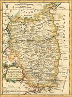 The province of Leinster... : T. Kitchin