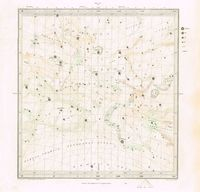 The Stars In Six Maps : Society for the Diffusion of Useful Knowledge