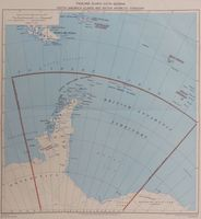 Falkland Islands, South Georgia, South Sandwich Islands an British Antarctic Territory : Directorate of Overseas Surveys
