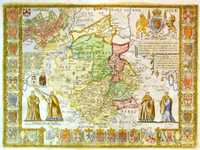 Cambridgshire Described With The Devision Of Its Hundreds ...
