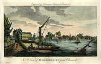 A View Of Hammersmith From Chiswick