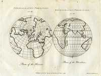 Stereographic Projection On The Phase Of The Horizon ...