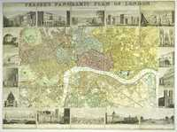 Fraser's Panoramic Plan Of London