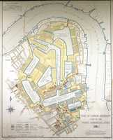 ... Plan Of The Surrey Commercial Docks