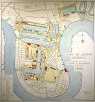 ... Plan Of The India & Millwall Docks ...