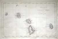 Chart Of The Society Isles, discovered by Lieut. J. Cook ...