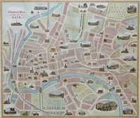 Illustrated Plan of the City of Bath