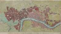A New And Complete Plan Of London Westminster And Southwark ...