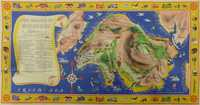 The Rev. W. Awdry's Railway Map of the Island of Sodor