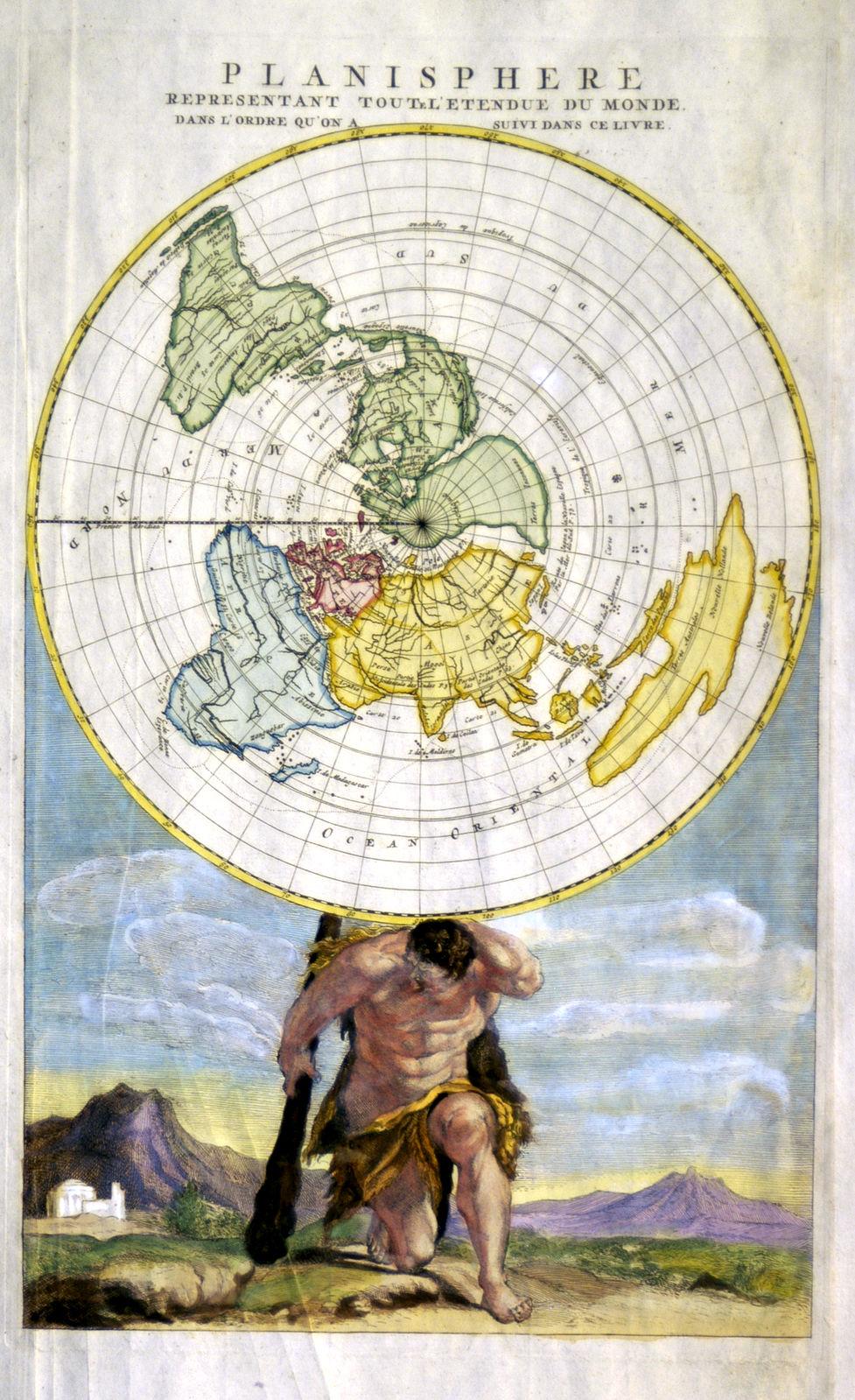 jonathan potter map planisphere representant toute l 39 entendu du monde. Black Bedroom Furniture Sets. Home Design Ideas