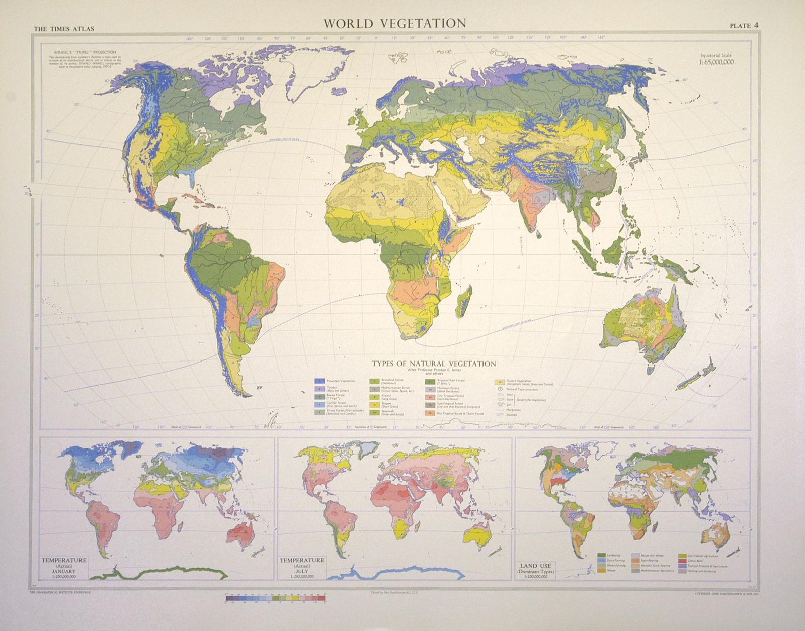 Jonathan potter map world vegetation click gumiabroncs Gallery