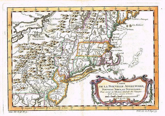 Carte Angleterre Maps.Jonathan Potter Map Carte De La Nouvelle Angleterre