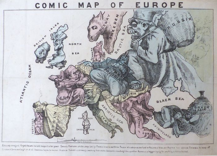 Jonathan Potter: Map : Comic Map Of Europe on crete on a map of europe, war map of europe, high resolution map of europe, clear map of europe, need map of europe, old world map of europe, downloadable map of europe, london on map of europe, vintage map of europe, latest map of europe, study map of europe, google earth map of europe, political map of western europe, line map of europe, full screen map of europe, detailed map of europe, printable blank map of europe, the physical map of europe, ancient old map of europe, complete map of europe,
